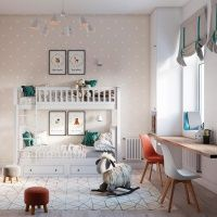 Kid's room  project with Humpen and Filin collections